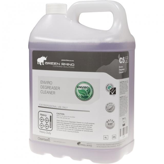 Degreaser Cleaner Enviro 5Litres - Green Rhino