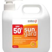 Sunscreen 50+ 2.5L pump - Sungard