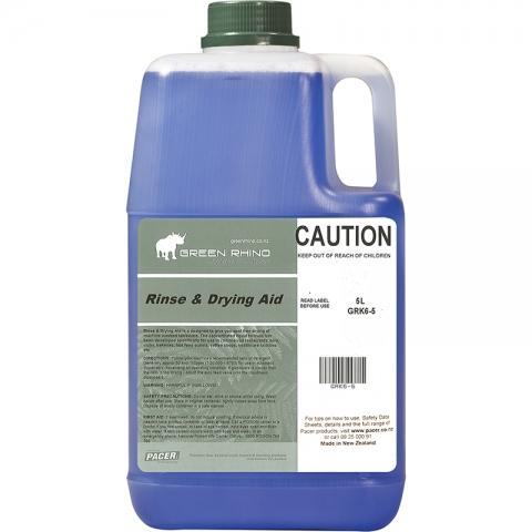 Rinse & Drying Aid - Green Rhino