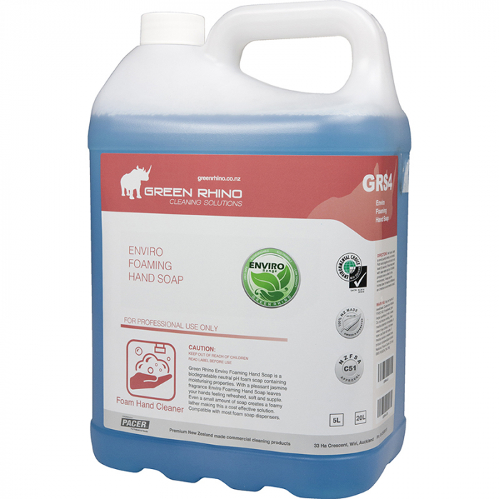 Hand Soap Foaming Enviro - Green Rhino