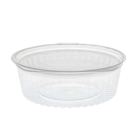 Sho-Bowl 900ml/24oz Flat Lid - Unipak