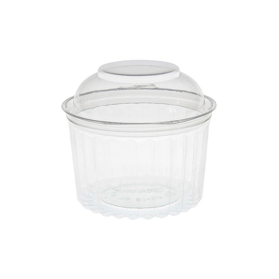 Sho-Bowl 460ml/16oz Dome Lid - Unipak