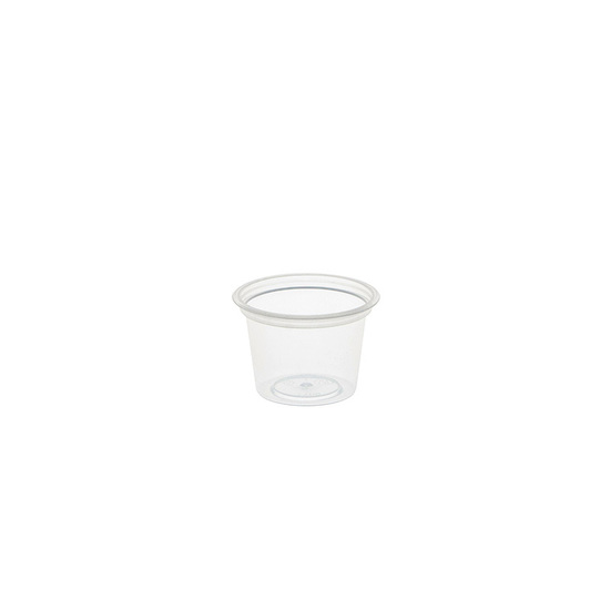 Round Container 30ml PP T100 - Uni-Chef
