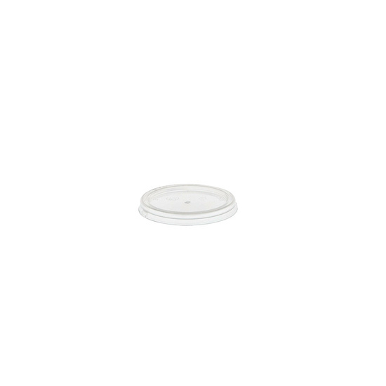 Round Lid to suit 15ml/30ml T100 Lid PP - Uni-Chef