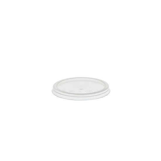 Round Lid to suit 50ml T200 Lid PP - Uni-Chef