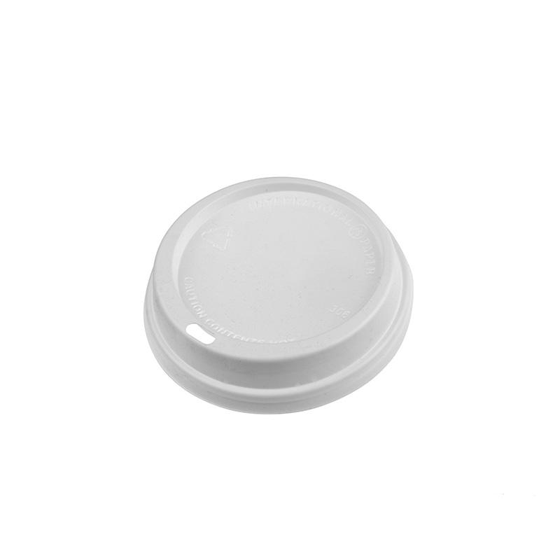 Emperor/Pizzaz Universal White Lid - 8oz/12oz/16oz - UniPak