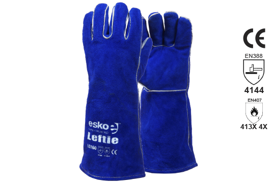 Welding Gloves Left Hand - Esko Leftie