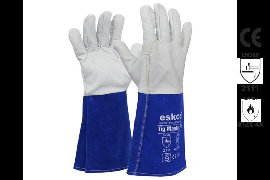 Welders Glove Premium, Size 11 - Esko Tig Master Pro