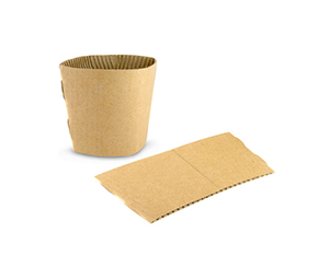 Clutch Small (Fits 8oz Cup) - Vegware - Pack & Carton