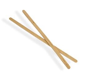Wooden Stirrer 19cm - Vegware