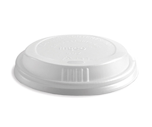 Small Lid (80mm) PLA - BioPak
