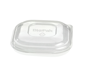 Takeaway Container Lid PET Small - BioPak