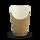 Chip Cup 12oz Kraft - BioPak