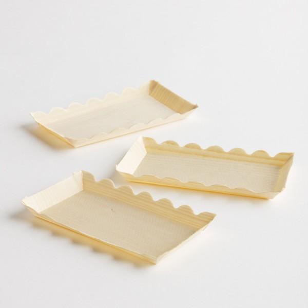 Scallop Edge Plate - Epicure