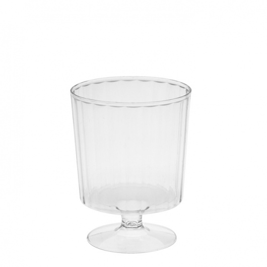 Wine Cup Clear 180ml Carton 200 - Unipak