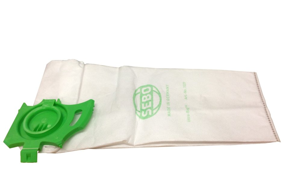 Vacuum Cleaner Bags SEBO UPRIGHT, DART and FELIX Range
