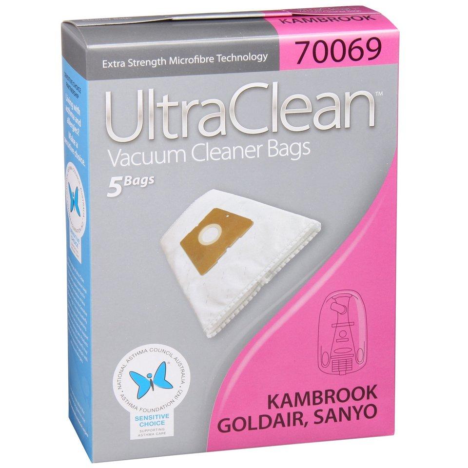 Ultra Clean Vacuum Cleaner Bags KAMBROOK JAGUAR
