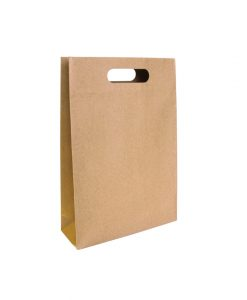 Punched Handle Paper Bags Small (230+80) x 340mm
