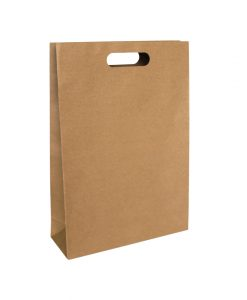Punched Handle Paper Bags Medium