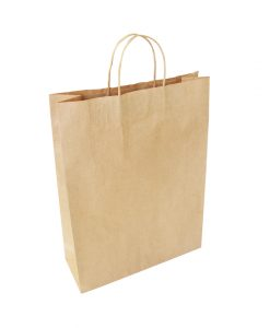 Twisted Handle Paper Bags Large