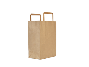 Recycled Paper Carrier - small - Vegware