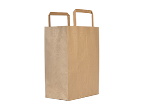 Recycled paper carrier - medium - Vegware