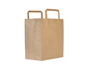 Recycled paper carrier - large - Vegware