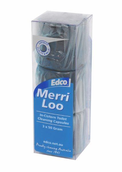 Edco Merri Loo In Cistern Capsules 3Pk - Edco