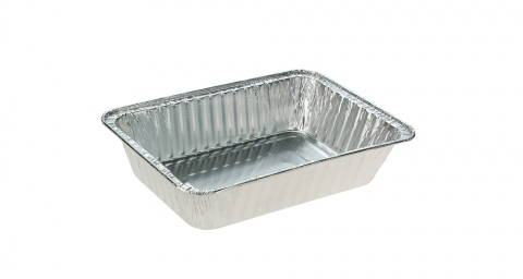 Rectangle Foil Chicken Tray - Uni-Foil