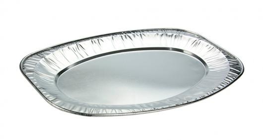 Oval Foil Platter Large - Uni-Foil