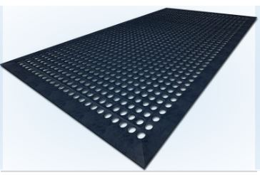 Safewalk Mats Black - Glomesh
