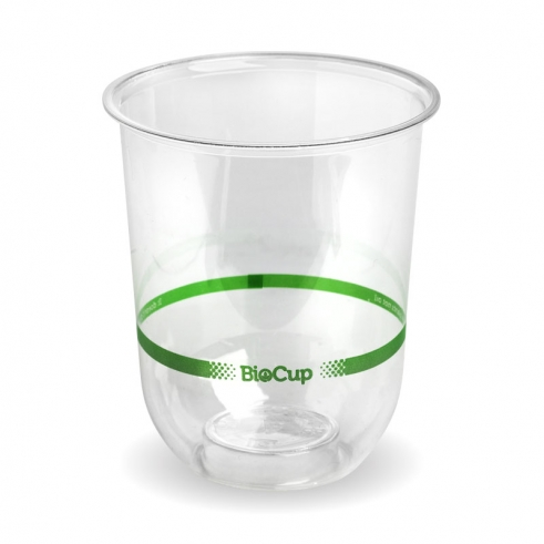 Tumbler/Stemless Wine Cup 250ml - Biopak
