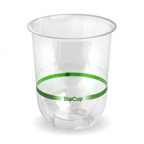 Tumbler/Stemless Wine Cup 250ml - Biopak