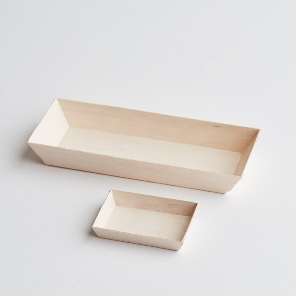 Verterra Fixed Side Mini Tray - Epicure