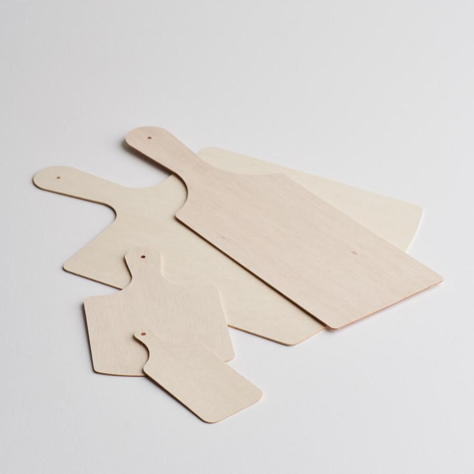 Verterra Small Square Cheese Board - Epicure