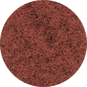 Glomesh Floor Pad - Regular Speed BROWN 450mm - Glomesh