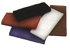 Abrasive Pads Thinkline - Glitterpads Regular - Glomesh