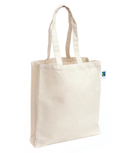Organic & Fairtrade Tote Bag - EcoBags
