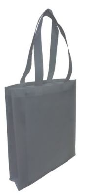 Tote with Gusset - NAVY BLUE - Ecobags