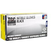 Nitrile Black Premium  PowderFree - TGC