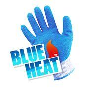 Heat Resistant Gloves SMALL - Blue Heat