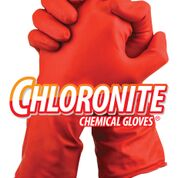 Chloronite Lightweight Chemical Resistant Gloves Ambidextrous SMALL