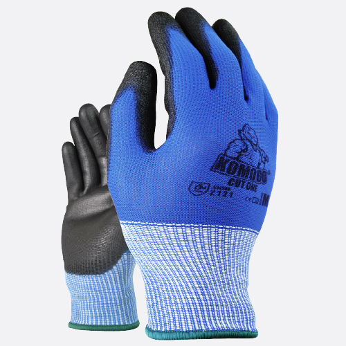 Cut 1 Gloves Pairs (not tagged) - Komodo