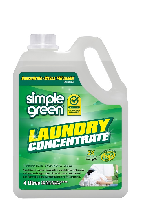 Laundry Liquid - Simple Green