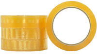 Genuine Cellulose Rubber Stationery Tape 18 mm - Pomona