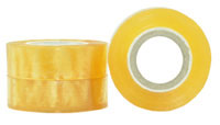Genuine Small Core Cellulose Rubber Stationery Tape 18mm - Pomona