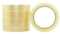 General Purpose OPP Acrylic Stationery Tape 24mm - Pomona
