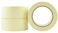 General Purpose Crepe Rubber Masking Tape 12mm - Pomona