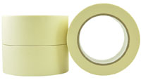 Automotive Grade Crepe Rubber Masking Tape 18mm - Pomona