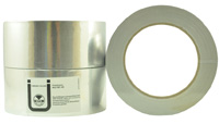 HEVAC Aluminium Foil Acrylic Tape 72mm - Pomona